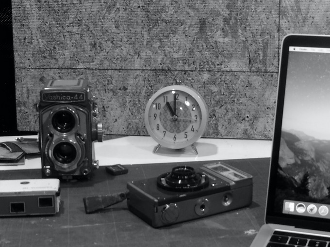 Sample photo taken from y35 alpha prototype - digiFILM Black and White