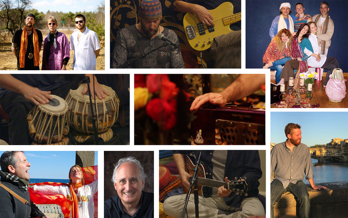 Chantabridgia Musician Collage