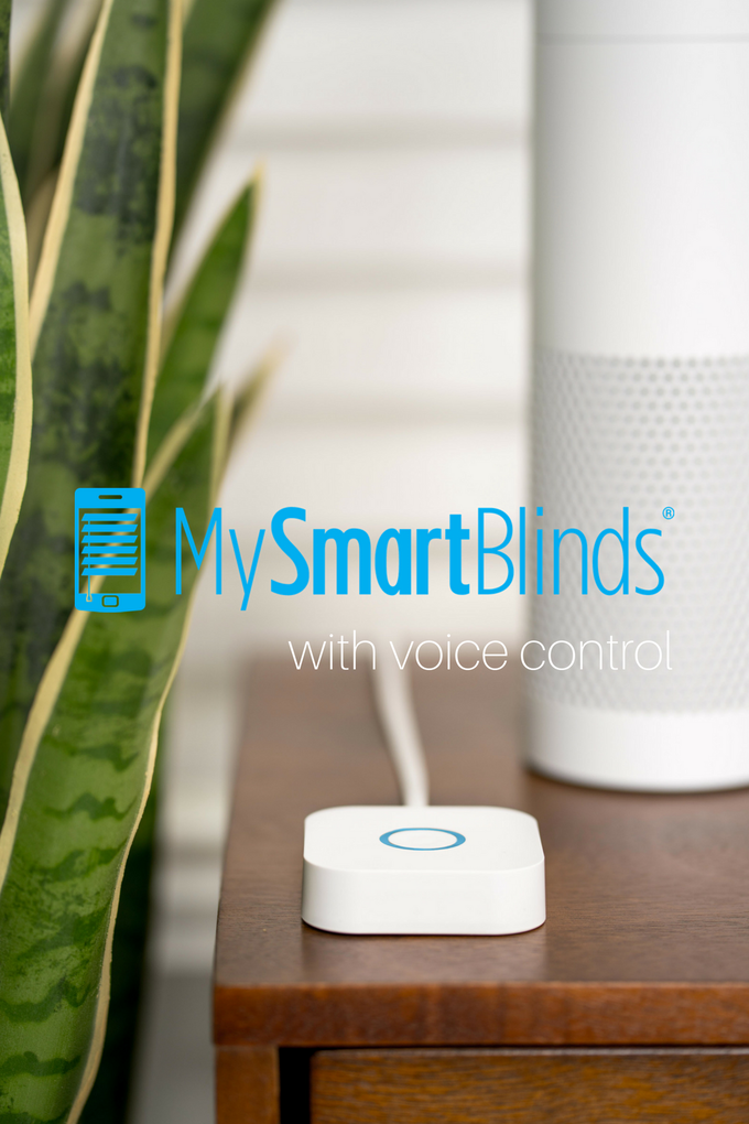 Mysmartblinds The World S Smartest Window Covering By