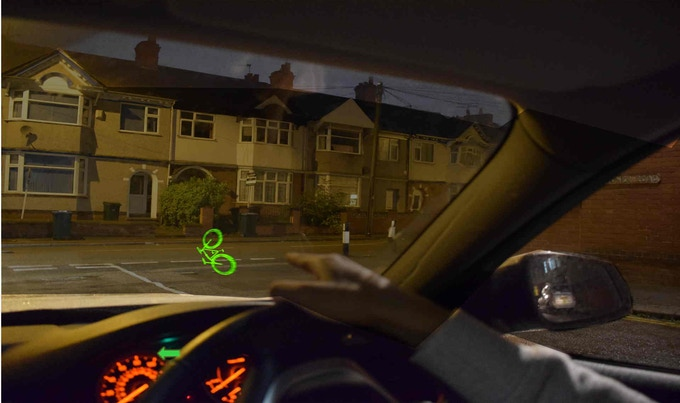 Passing a junction is safer, too. Drivers know your coming before they see you.