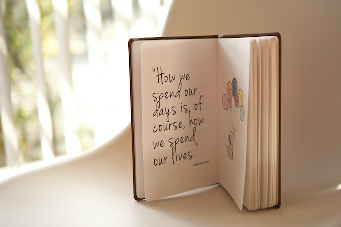 How do you want to spend your days?