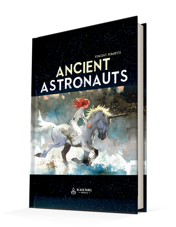Ancient Astronauts Hardcover Edition