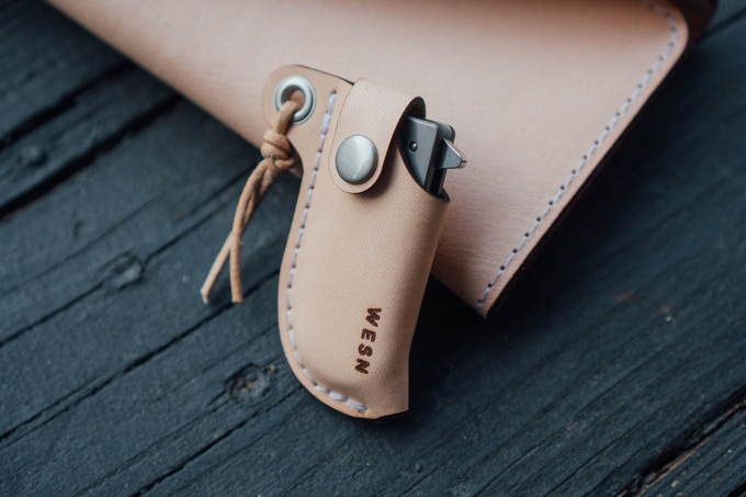 WESN / Stock & Barrel Custom Sheath