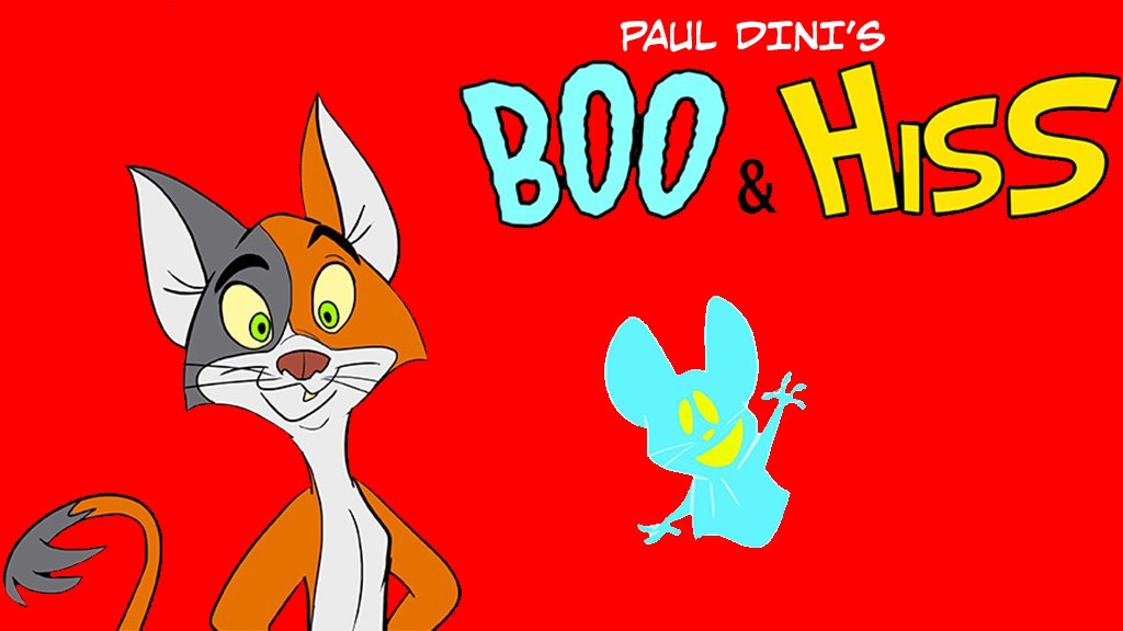 Paul Dini's BOO & HISS project video thumbnail