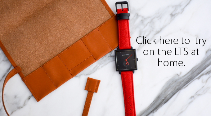 Print, cut, and try out the LTS to see how it fits your wrist.