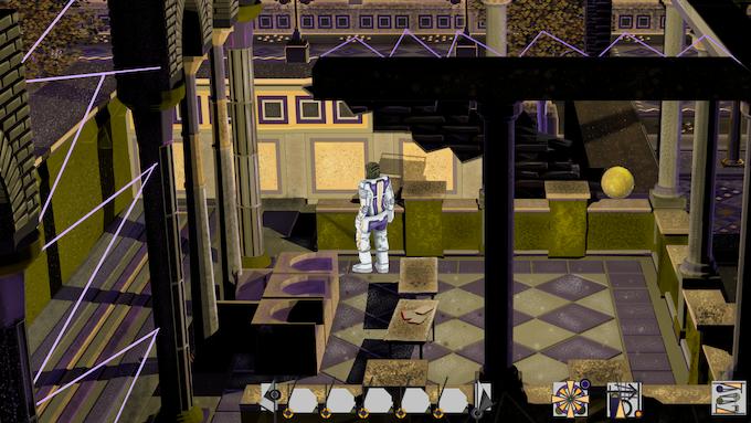 K'NOSSOS Prologue, Screenshot