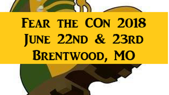 Fear the Con 2018: This Con Goes to 11!