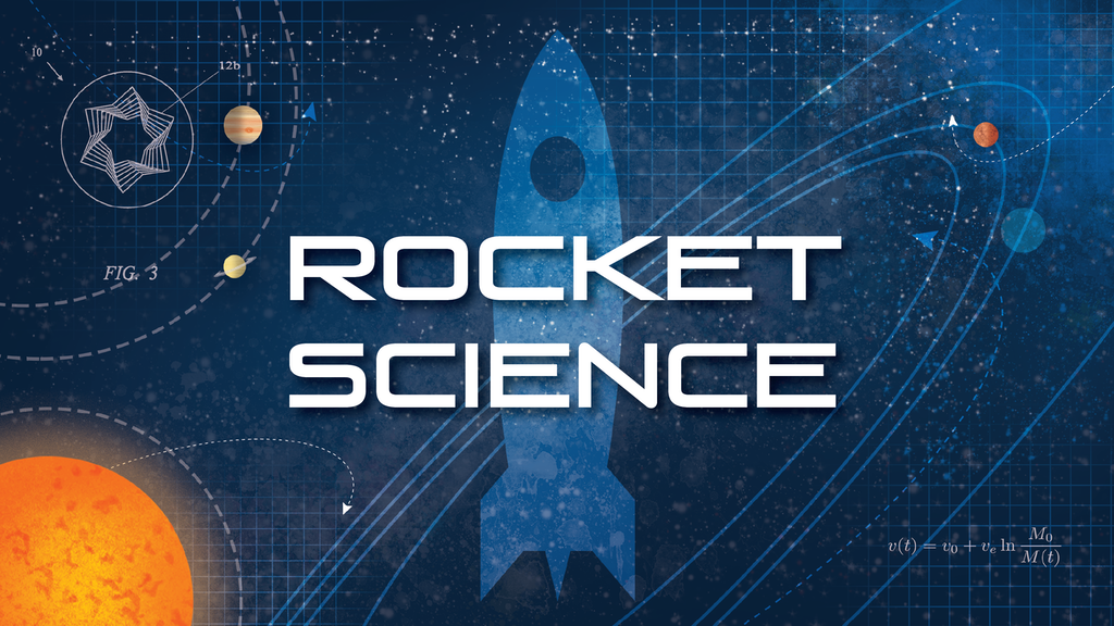 Rocket Science project video thumbnail