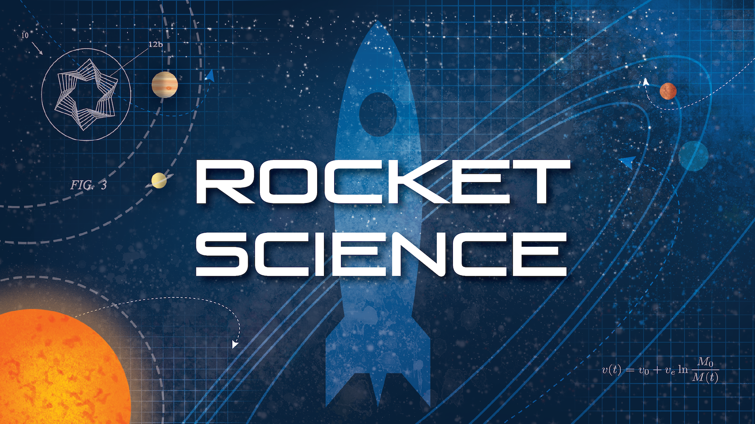 Ever wonder how spaceships work? Learn about spacecraft technology and planetary exploration with aerospace engineer Andrew Rader.