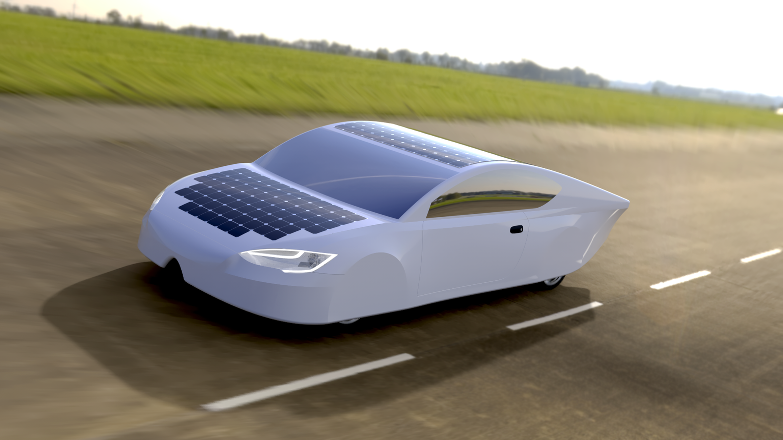 Help us fund the solar array for our 12th generation vehicle.