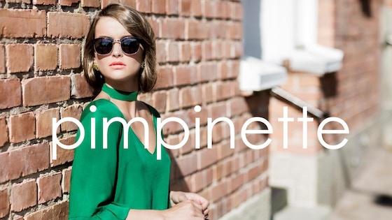 PIMPINETTE. Gorgeous fashion for women.