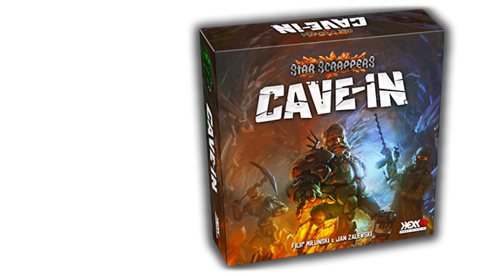 Become a galactic entrepreneur, a ruthless mining boss carving his domain in a fast-playing card game of merciless mining industry.