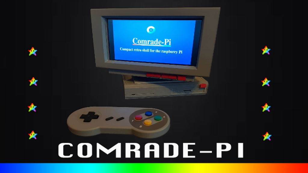 Project image for Comrade-Pi (Canceled)
