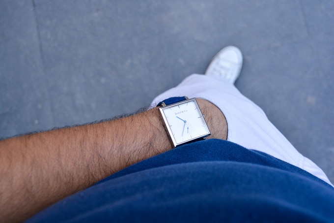 Match your timepiece to your outfit