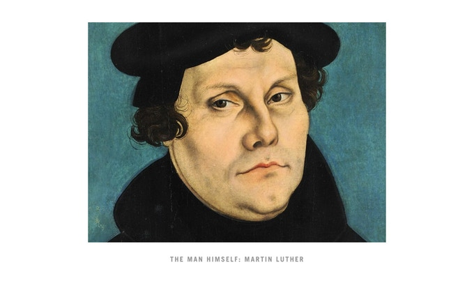 95 Theses 500 Limited Edition Posters For The