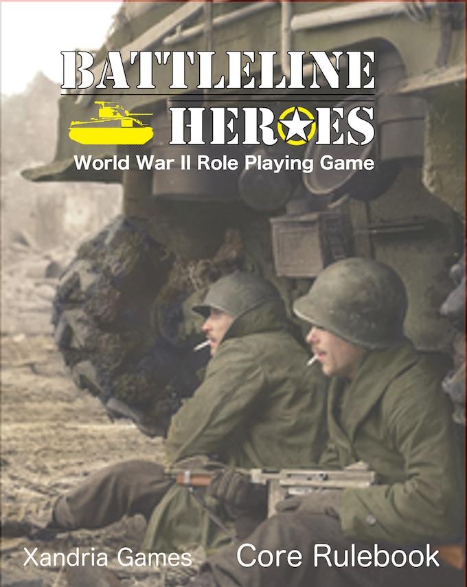 Battleline Heroes Core Rulebook