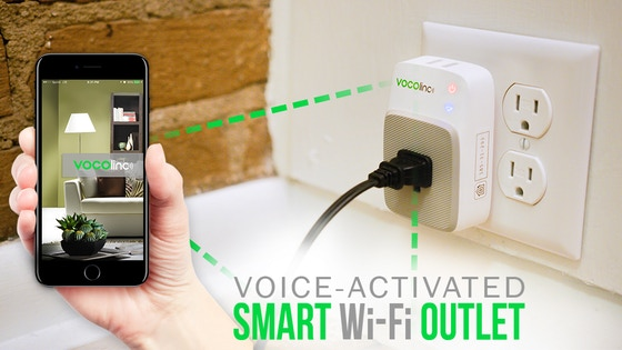 Control Your Home With A Voice-Activated Smart Wi-Fi Outlet