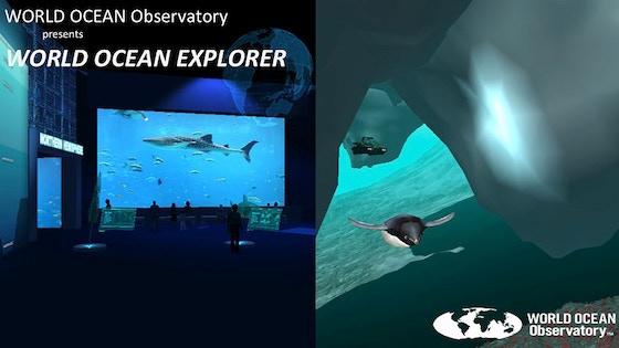 World Ocean Explorer