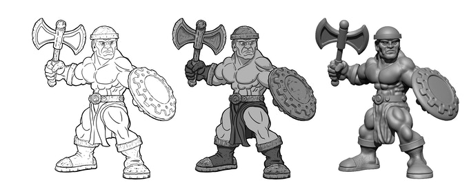 Lords of the Motleyverse by Kevin C. Reaves —Kickstarter