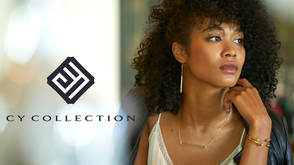 CY COLLECTION-Luxurious jewelry without the luxury price tag project video thumbnail
