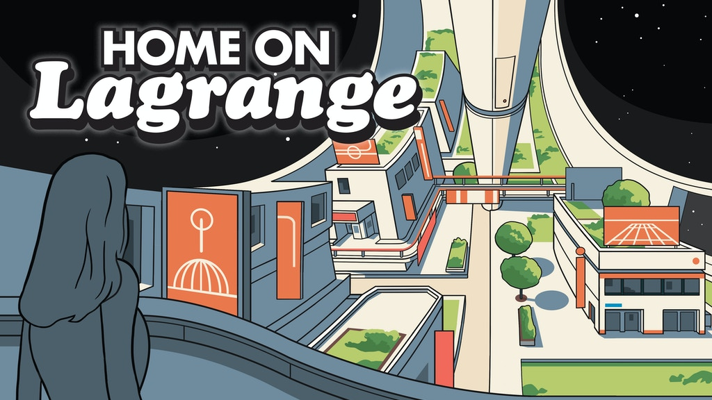 Home on Lagrange project video thumbnail
