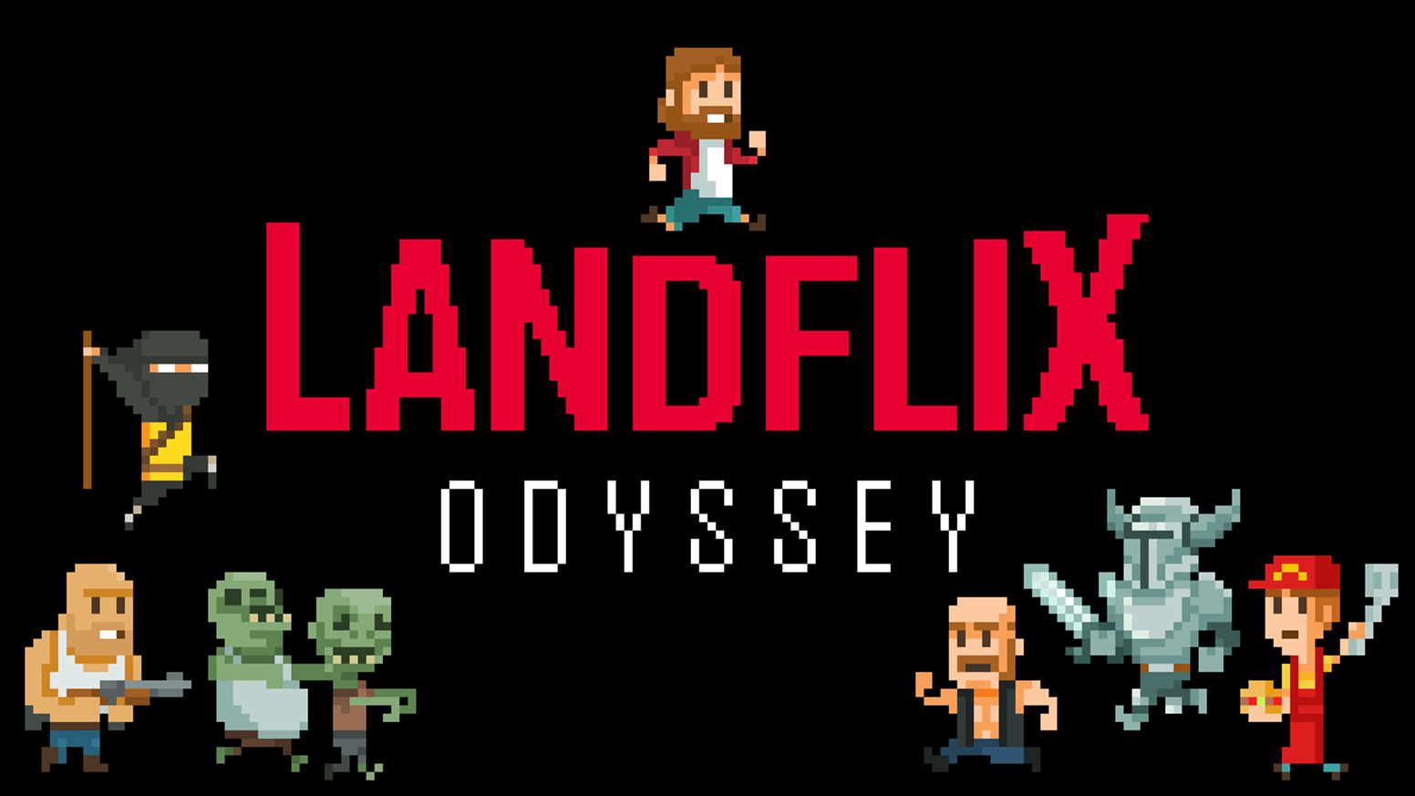 The first Netflix's parody platform videogame featuring the most popular TV shows. A challenging experience coming to PC and consoles!