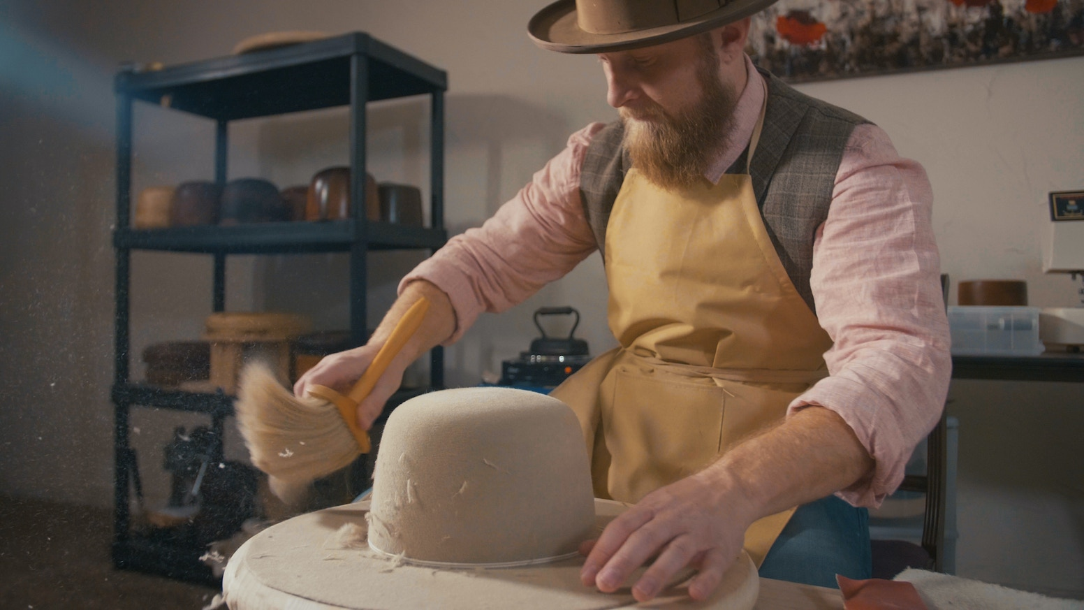 90530b1b Handmade Hats by Kansas City Hatters by Jon Akers — Kickstarter