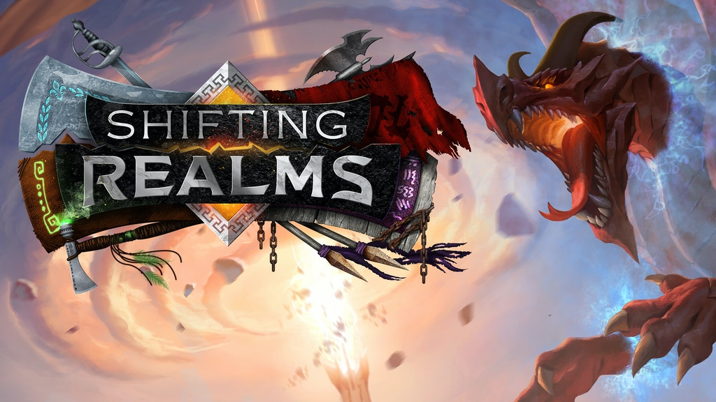 Shifting Realms project video thumbnail