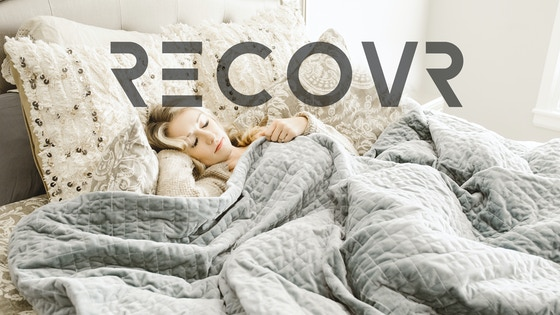 Recovr Blankets - Weighted Blankets for a Restful Sleep