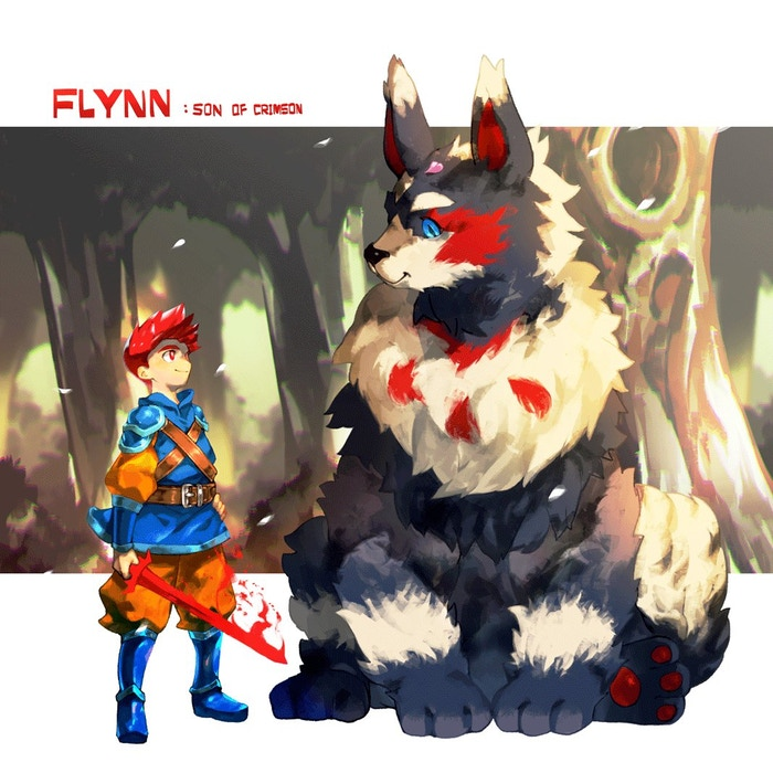 Project Updates for Flynn: Son of Crimson | Fast paced 2D