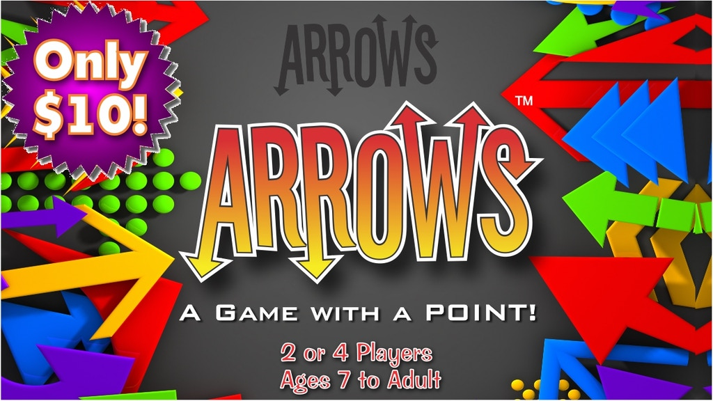 Arrows - A Game with a Point