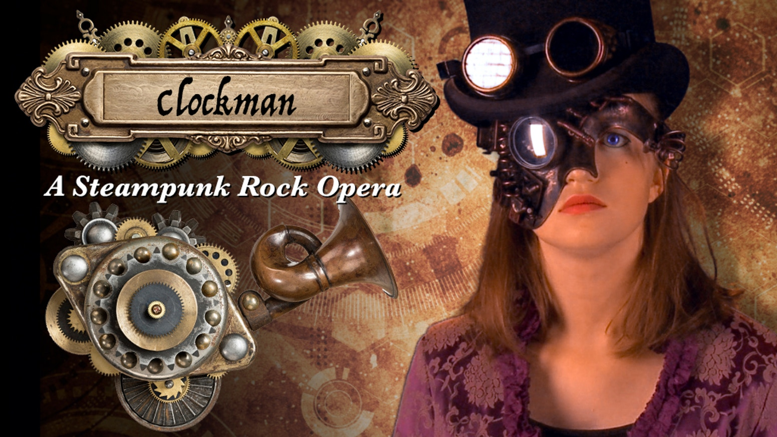 clockman a steampunk rock opera by quirky engine entertainment kickstarter. Black Bedroom Furniture Sets. Home Design Ideas