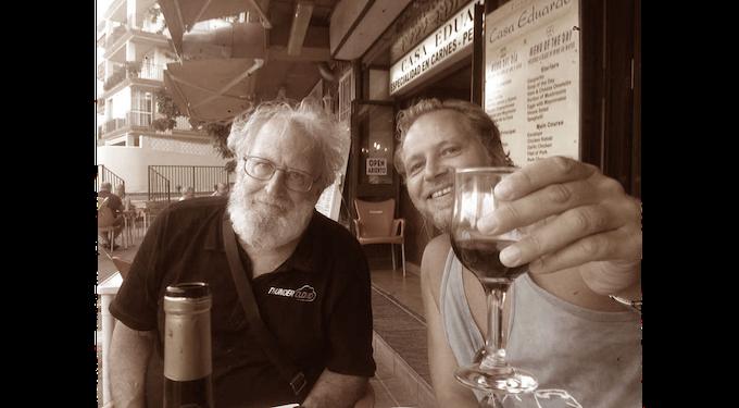 John T. Draper & Craig Wilson Fraser, Spain, 2015