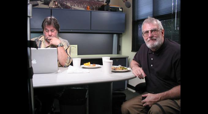 John T. Draper & Steve Wozniak, 2004