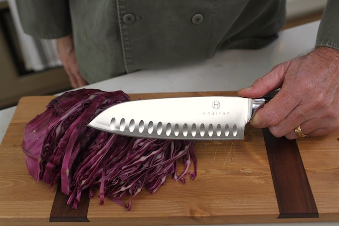 Nasa Inspired Kitchen Knives By Habitat Housewares By Adam Ackerman Kickstarter