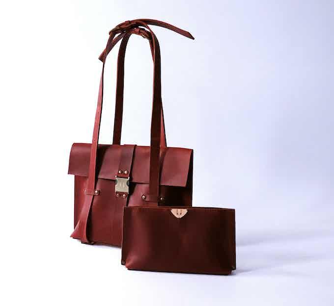 FOLIO bag & CLUTCH