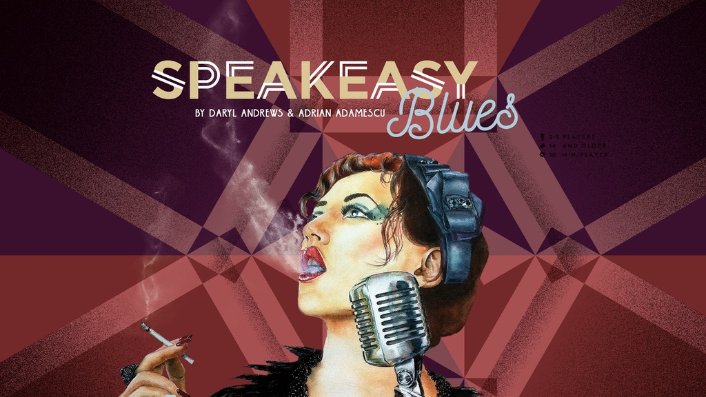 Speakeasy Blues project video thumbnail