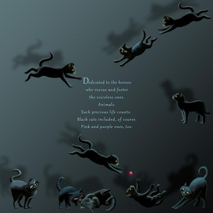 A CAT NEVER TELLS