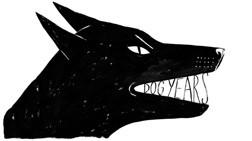 Dog Years: An Illustrated Book About Mental Health project video thumbnail