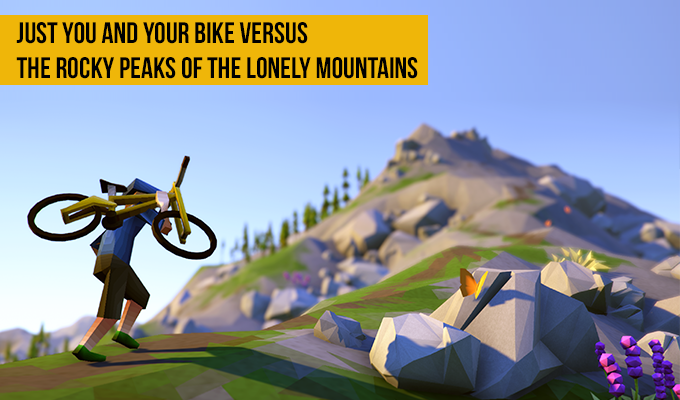 Lonely Mountains Downhill By Megagon Industries Kickstarter