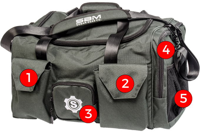 SOBAM  The Gym Bag Made to Last by SOBAM Gear Co. — Kickstarter 56d9c94623686