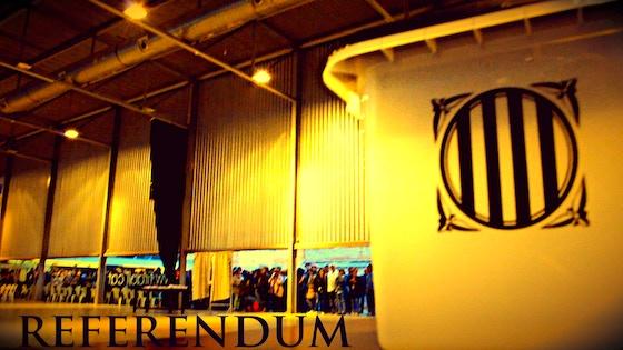 CATALONIA - REFERENDUM -