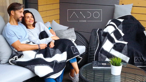 ANDO Recovery Blanket