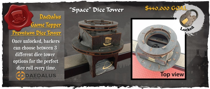 More cool Dice Tower options!