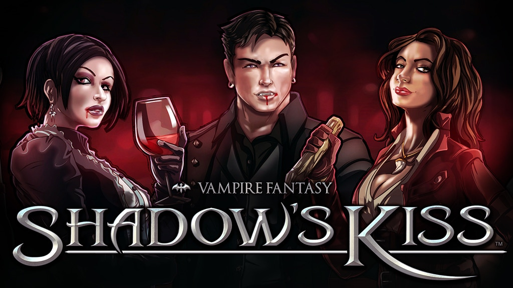 Shadow's Kiss Vampire MMO ~ by Clockwork Throne Studios project video thumbnail