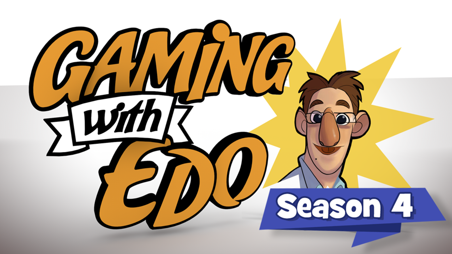 Help make Season 4 of Gaming with Edo better than ever!