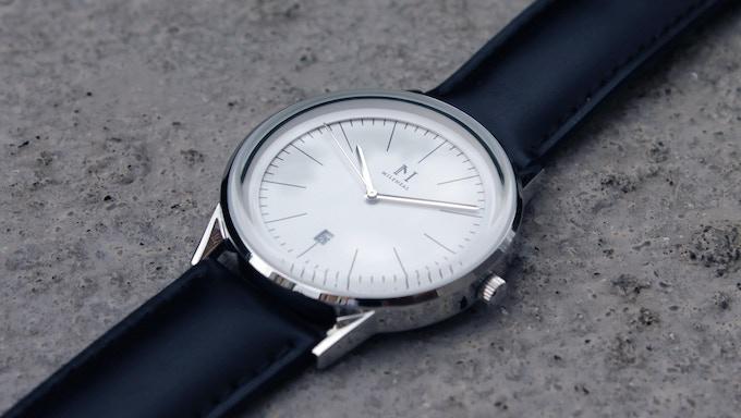 Classic Silver White (CODE: SW01)