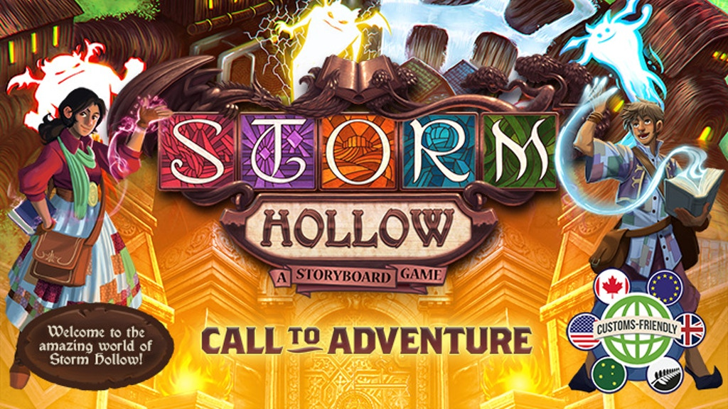Storm Hollow: Call to Adventure project video thumbnail