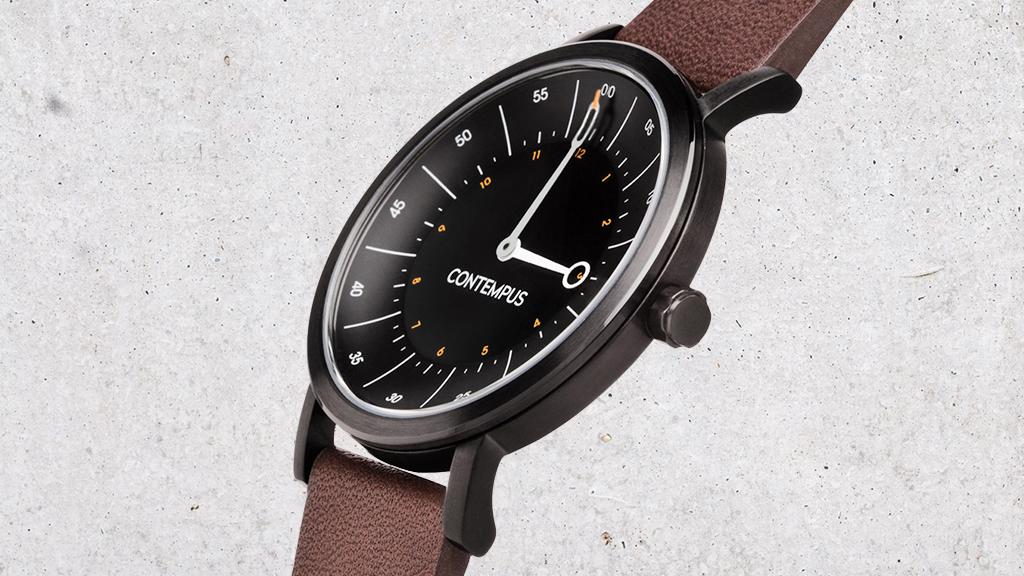CONTEMPUS – ultimate designer watch with a cosmopolitan idea project video thumbnail
