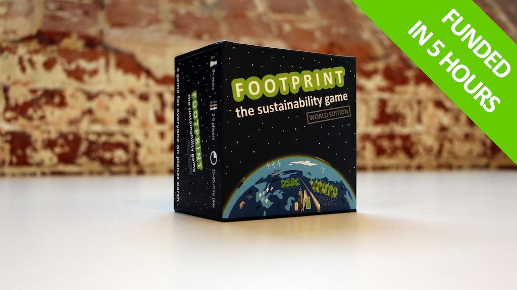 Footprint: World Edition project video thumbnail